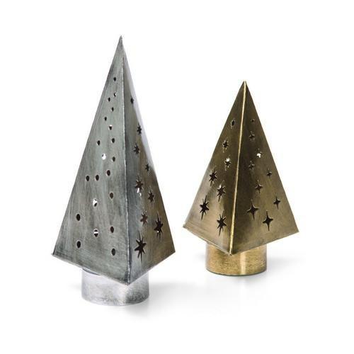 Sizzix Stanzform Thinlits Tannenbaum-Teelicht 3D / Tree Light 663107