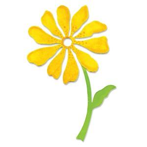 Sizzix Stanzform BIGZ Blume Daisy # 4 / flower daisy # 4 654942
