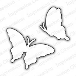 Impression Obsession Stanzform Schmetterlinge/Butterflies DIE008