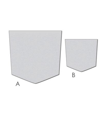 WPlus9Design Stanzform Hosentaschen / A Pocketful WP9D-009