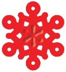 Marvy Silhouetten Stanzer Snow Crystal SE-E-05 ( )