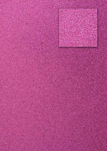 Glitterkarton ROSA A 4 653002/0013
