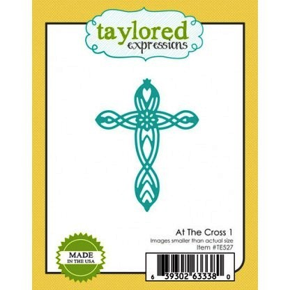Taylored Expressions Stanzform Kreuz 1 / At The Cross 1 TE527