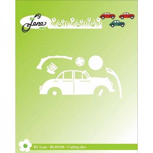 Lene Stanzform Auto / Car BLD1100