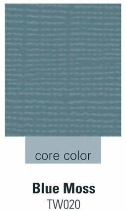Cardstock blue moss 30,5 cm X 30,5 cm 780 -TW020