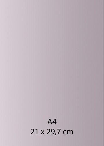 Pearl Papier A 4 LAVENDEL mit Klebefolie 652000/1130