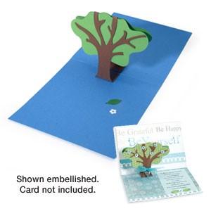 Sizzix Stanzform BIGZ XL Baum 3-D / tree 3 - D 656030