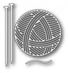 Memory Box Stanzform Stricknadeln u. Wolle / Knitting Supplies 99150