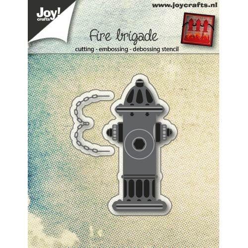 Joycrafts Stanz-u. Prägeform Feuer-Hydrant / Fire Water Pump 6002/0789
