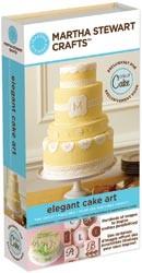 Cricut Cartridge Martha Stewart Elegant Cake Art 2000491