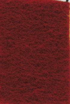Textil-Filz 4 mm weinrot 53-119-19