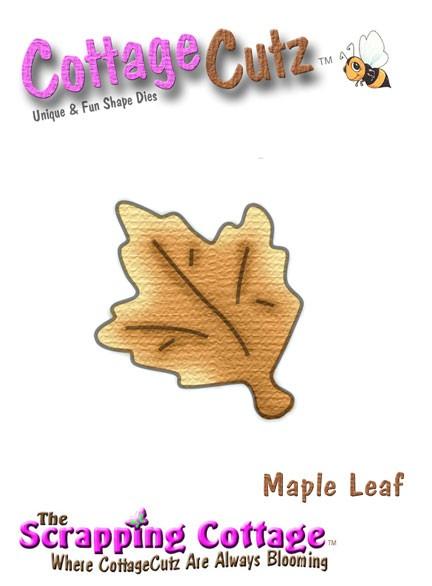 Ahonrblatt / maple leaf SC CC-Mini-013
