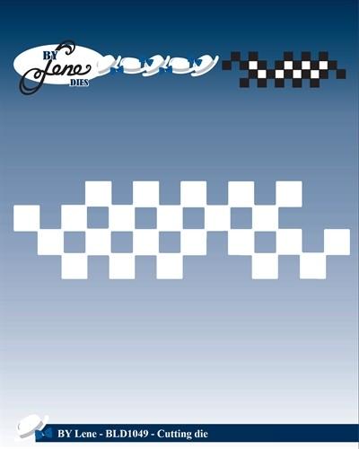Lene Stanzform Schachbrett / Chessboard BLD1049