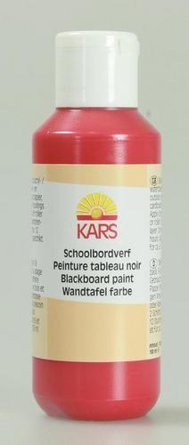Tafelfarbe dunkelrot 100 ml