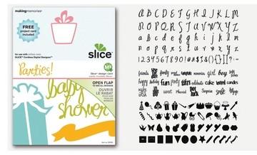 SLICE Design Karte Parties ( MS + ) 33746