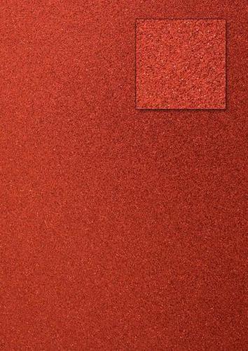 Glitterkarton ROT A 4 653002/0007