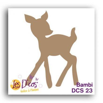 Toga Stanzform Rehkitz / Bambi DCS23