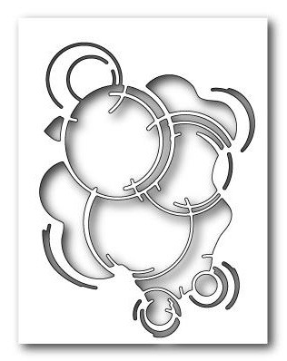 Memorybox Stanzform Drip Puddle 99390