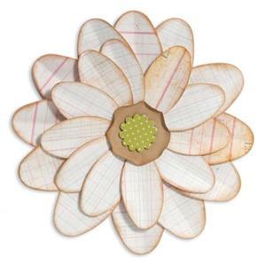 Sizzix Stanzform BIGZ Blume mit großen Blütenblättern / flower petal power 657117