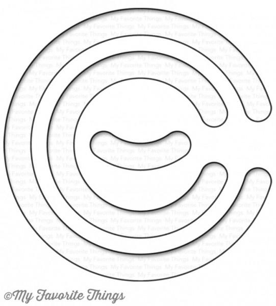 Dienamics Stanzform Circle Spinner Channels MFT-979