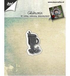 Joycrafts Stanzform Glühwein 6002/0945