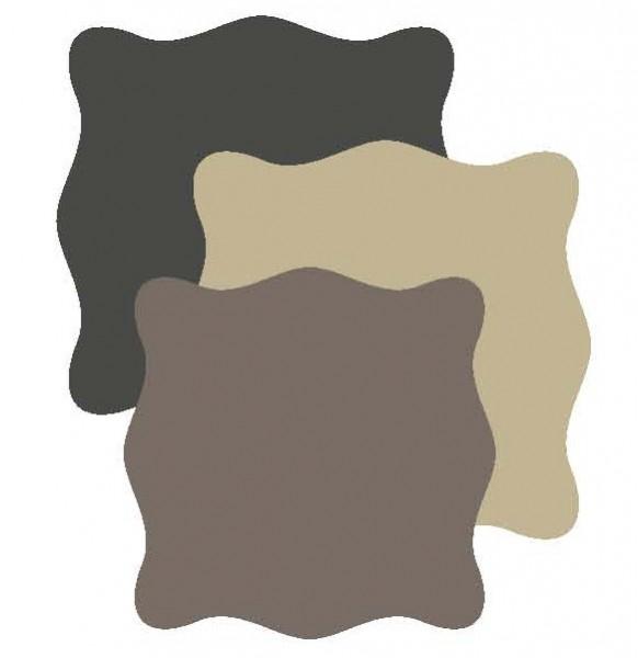 Go Kreate Stanzform Rahmen / Hintergrund quadratisch Wavy # 1 160002
