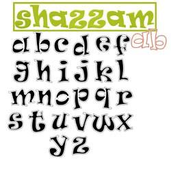 Alphabet Shazzam L3-03