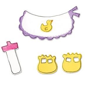 Baby-Bekleidung / animal dress ups baby accessories 655 430