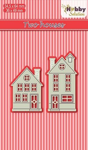 Nellie Stanzform Häuser / Two Houses HSDJ022
