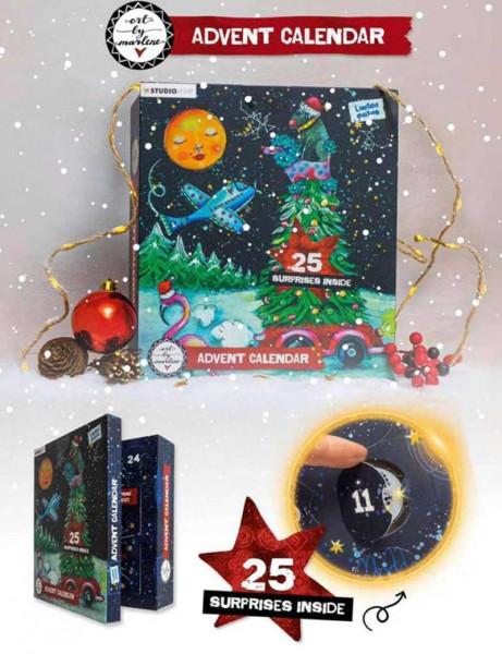 Studio Light Adventskalender / Advent Calendar ACBM01