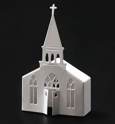 Nellie Stanzform Kirche 3-D / Church HSFD019