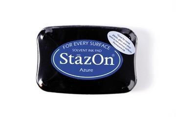StazOn Stempelkissen blau / azure SZ-000-095 / TSSZ95