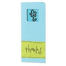 BIGZ Karte rechteckig hochkant / card rectangle 654 442