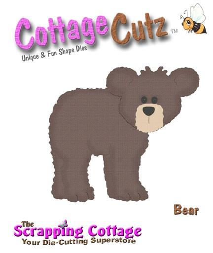 Bär / bear SC CC3x3-002