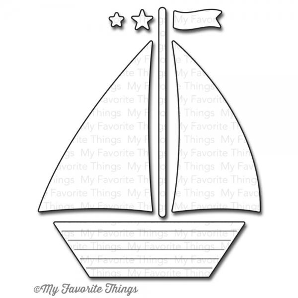 Die Namics Stanzform Segelboot Sailboat Mft 439 Allgemeines