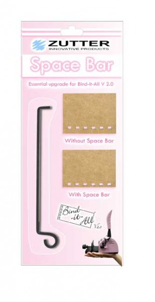 Binditall Space Bar für Binditall pink 2.0 2816
