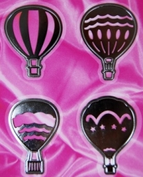 Joycrafts Stanz-u.Prägeform Heissluftballons 1201/0010