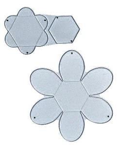 Crafty Cutts Stanzform Flower Set CCD-013