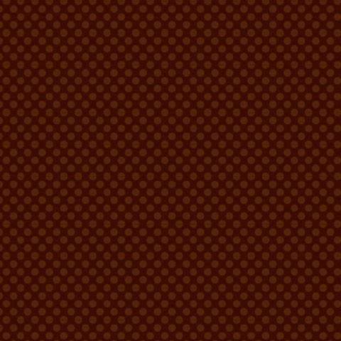 "Core'dinations Core Basics Cardstock 12 "" x 12 "" BRAUN Punkte groß / Brown Large Dots GX-2300-68"