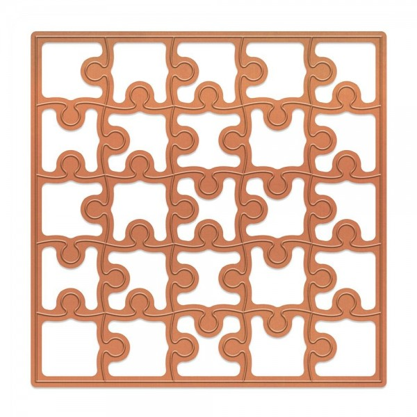 Tonic Studios Stanzform Puzzle14 cm x 14 cm 2393E