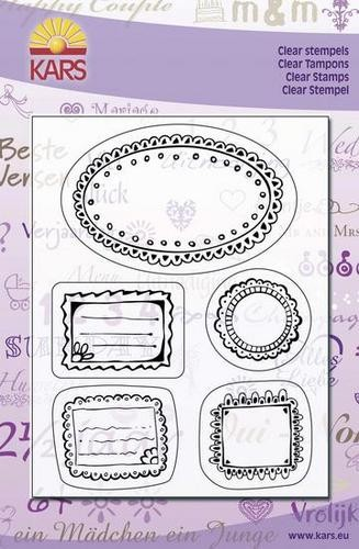 Clear Stamps Rahmen