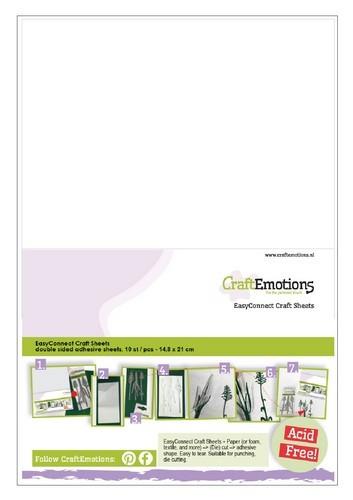 Craft Emorions EasyConnect Doppelklebefolie A 5 119491/0005