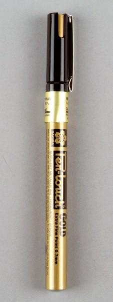 Marker extrafein Gold 41101