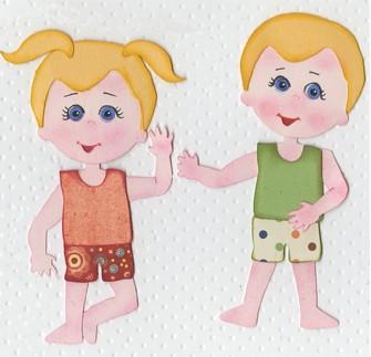 Figur Kind / kids 0760