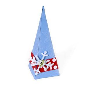 Sizzix Stanzform BIGZ XL Pyramide / box long triangle 656303
