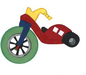Big Wheel 0909