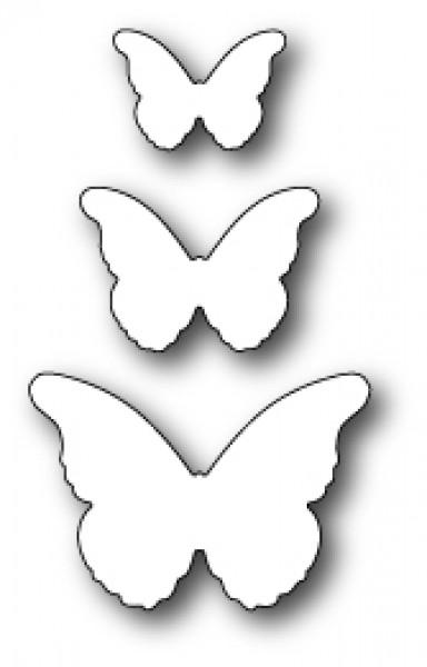 Memory Box Stanzform Schmetterlinge / Cascadia Butterfly Trio 99095 ...