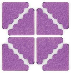 We R Memory Keepers Crop-A-Dile III Buchecken Purple Shimmer 41403-2