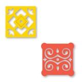 Ellison Design Thick Cuts Stanzform Ornamente # 2 / architectural accents # 2 22783