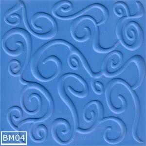 Prägeplatte BIG MAMA # 4 BMOM4